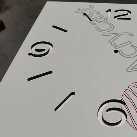 Фрезеровка композита | Браш-Студио
