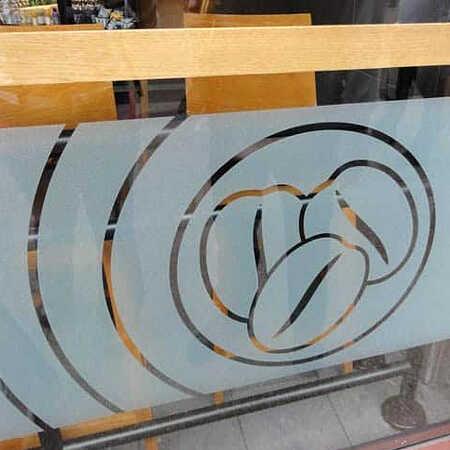 УФ печать на стекле